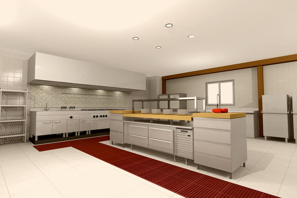 3D Commercial Kitchen Design Software